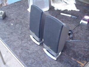 UA Powered Computer / iPod Stereo Speakers