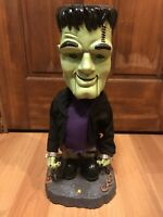 Gemmy 2001 | Big Head DANCING MONSTER Frankenstein Animated Singing | NEW in Box