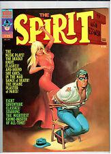 Warren Magazine THE SPIRIT #11 Dec 1975 vintage comic Will Eisner