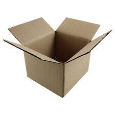 "50 7x7x6 ""EcoSwift"" Brand Cardboard Box Packing Mailing Shipping Corrugated"