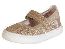 Polo Ralph Lauren Toddler Girl's Leyah Rose Glitter Mary Janes Shoes