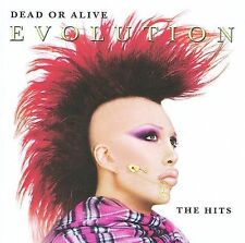 Dead or Alive CD. Evolution: The Hits ..BEST OF..GREATEST