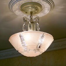 vintage reproduction art deco antique chandeliers fixtures ebay