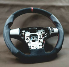 Corvette C6 Custom Steering Wheel Customized 2006-2013  Flat Bottom D Shaped ZR1