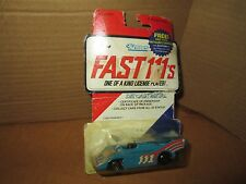 Kenner Fast 111's Cam Rammer Vintage Style Can-Am Racer Blue MOC w/MA Plate 1982