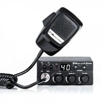 Midland M Zero  Ultra Small 40 Channel AM/FM 12v Car CB Radio Transceiver