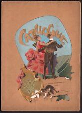 Catalogue des Editions Ed. Monnier et de Brunhoff. Vers 1885