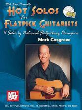 Hot solos para Flatpick Guitarristas