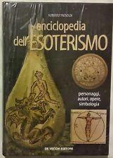 L'enciclopedia dell'esoterismo Roberto Tresoldi Ed.De Vecchi, 2002 nuovo celloph