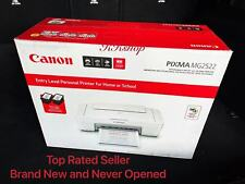 Canon PIXMA MG2522 All-in-One Color Printer Scanner Copier WITH INK Included
