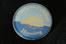 Southern Comfort Paddle Boat Horning Norfolk vintage pin badge