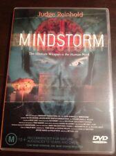 MINDSTORM  Judge Reinhold New Unsealed DVD  R4