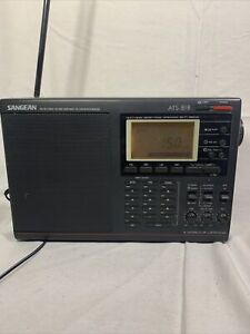 Sangean ATS 818 FM Stereo/MW/LW/Short Wave All Band World Receiver