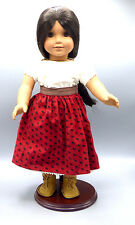 "American Girl LLC Doll Josefina Montoya with Stand  RETIRED 18"" Good Condition"