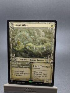 Giant Killer 275/269 - Alternate Frame Throne of Eldraine MTG