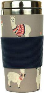 Cath Kidston Alpaca Travel Cup Mug Tea Coffee Gift New