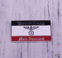 Deutschland Mein Vaterland Pin Patrioten Button Anstecker Deko