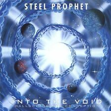 Steel Prophet-into the void/Continuum 2 CD nuevo