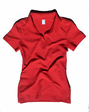 s.Oliver Polo-Shirt / T-Shirt Gr: 36 Farbe: rot Piqué Damen s Oliver sOliver
