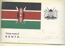 KENYA 1963 SCOTT 1-9 & 11-14 MNH & KENYA UGANDA SCOTT 144-47 TOKYO OLYMPICS MNH