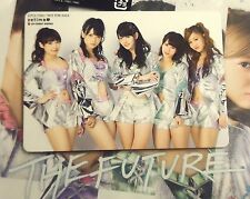 J-POP C-ute I miss you / THE FUTURE Regular B (2014) + Group CARD cd999