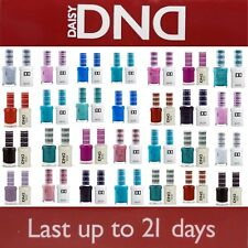 DND 641 - 782 Daisy Soak Off Gel Polish Pick Your Color .5oz LED/UV