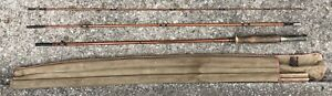 Early Vintage Heddon #17 bamboo fly rod