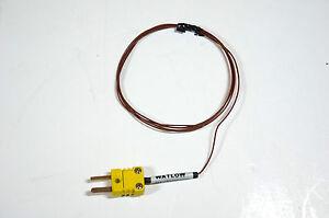 Type K Thermocouple Watlow 61X41EX036F3003 NEW, Free shipping 61XKTEX