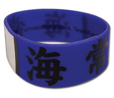 **License** Kuroko No Basuke Basketball Team Kaijo PVC Wristband #54044