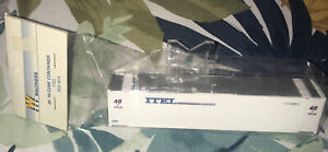 """Walthers HO 48' Hi-Cube Container """"ITEL"""" 933-1814 NIP"""