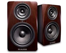M-AUDIO M3-8 3-WAY ACTIVE STUDIO MONITOR POWERED SPEAKERS (PAIR) RRP $1449