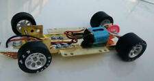 H&R Racing HRCH06 Adjustable Chassis w/ 26,000 RMP Motor 1:24 Slot Car