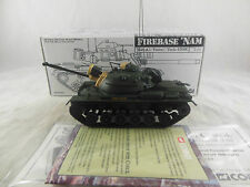 Char / Tank M48-A3 Patton Vietnam - Corgi US50302 1/50e