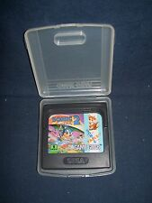 Sonic the Hedgehog 2 Sonic and Tails Sega Game Gear Game Used with Case