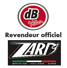 COLLECTEUR ZARD RACING BMW R 850 GS / R 1150 GS / R 1150 R