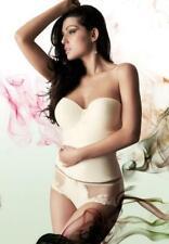 Fantasie Ava Bustier Longline Bra Underwired Strapless Padded Bridal 2130 UK 34E