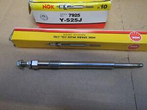 NGK  ( Y 525 J )  GLOW PLUG  JAGUAR X- TYPE & CITROEN RELAY & PEUGEOT BOXER  X1