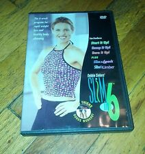 Beachbody Debbie Siebers SLIM IN 6 SIX Workout Exercise 2 DVD Set (DVDs only)