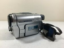 Sony CCD-TRV260 Handycam Digital 8 Video Camera Camcorder