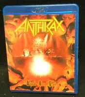 Anthrax - Chile on Hell [New Blu-ray] ** Like New **