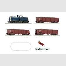 Set di partenza digitale z21 start: Locomotiva diesel 211 con un treno merci DB