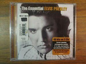 ELVIS PRESLEY - THE ESSENTIAL ELVIS PRESLEY [RCA] Made in Austria, NEW CD