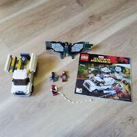 LEGO - Super Heroes - Beware the Vulture - 76083 Excellent