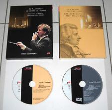 2 Dvd W.A. Mozart LE NOZZE DI FIGARO Gerard Korsten Teatro alla Scala Strehler