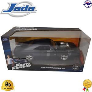 Diecast Model Car 1:24 Dom's 1970 Dodge Charger R/T Fast & Furious Jada 97174