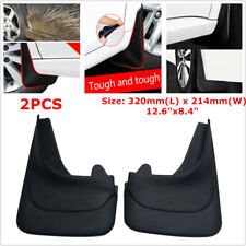 2pcs Truck Car Mud Flaps Mudgurads Fender Dust Guards Protect Cover For Vans Rv Fits Toyota