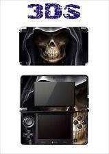 SKIN STICKER AUTOCOLLANT DECO POUR NINTENDO 3DS REF 62 SKULL
