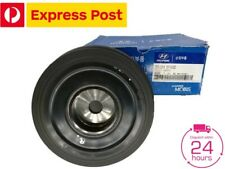 Genuine Hyundai Santa Fe CM DM 2.2L Diesel Harmonic Balancer Damper Pulley 09-on