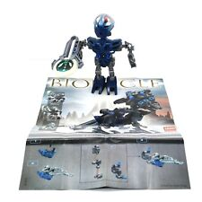 LEGO Bionicle Matoran of Metru Nui Vhisola 8608 Complete with Instruction No Box