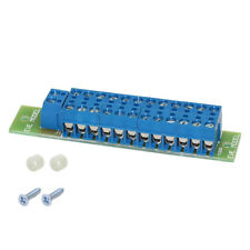 PCB002C 1 Set Power Distribution Board 2 Inputs 24 Outputs for DC and AC Voltage